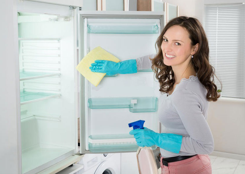 Refrigerator Cleaning Service