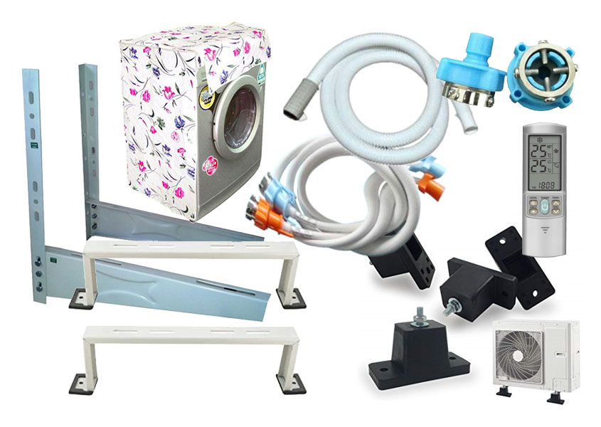 Washing Machine and Air Conditioner Accessories