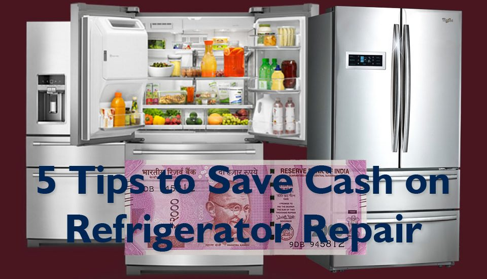 Save Cash on Refrigerator Repair